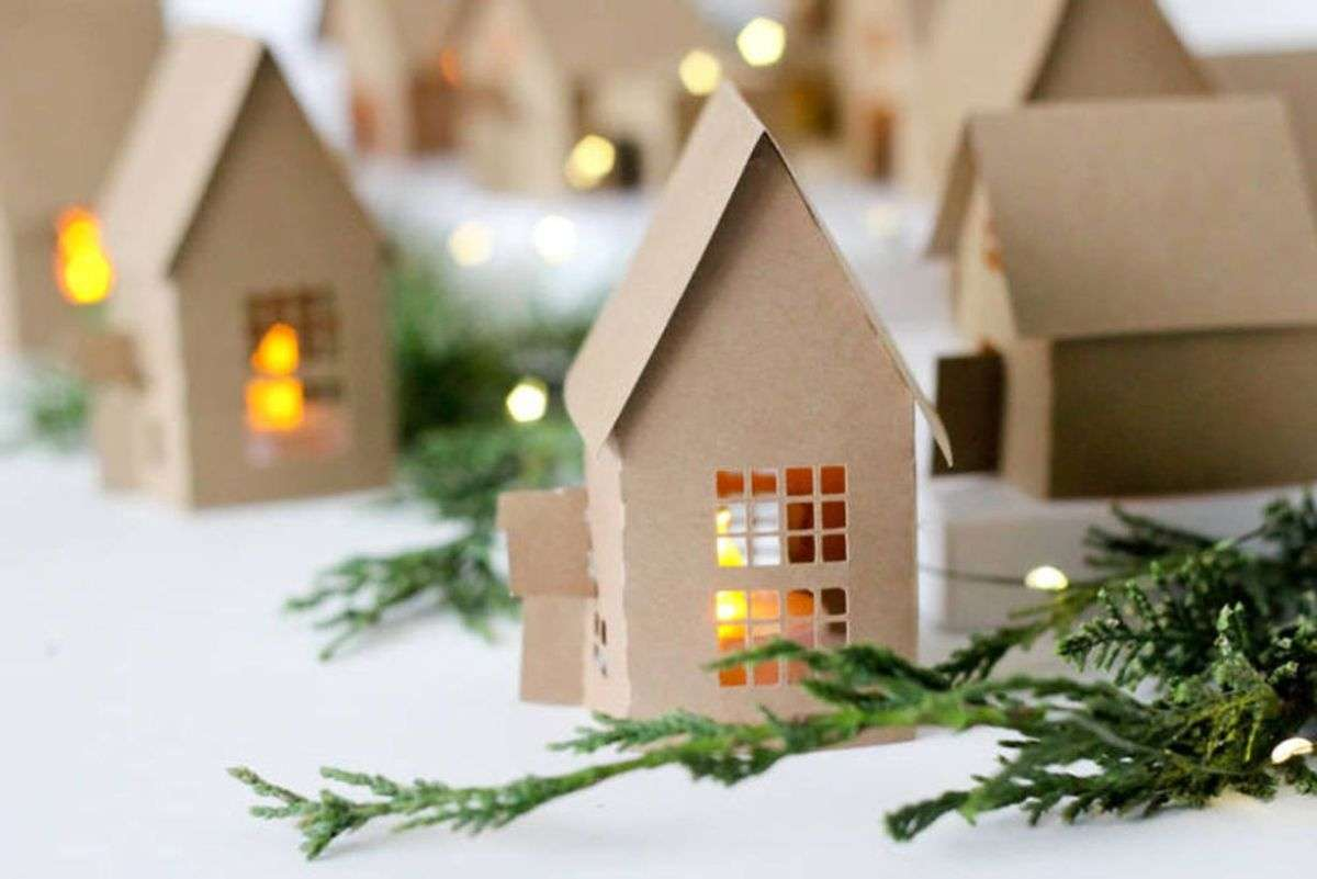 10 DIY de Navidad originales para decorar tu hogar 1