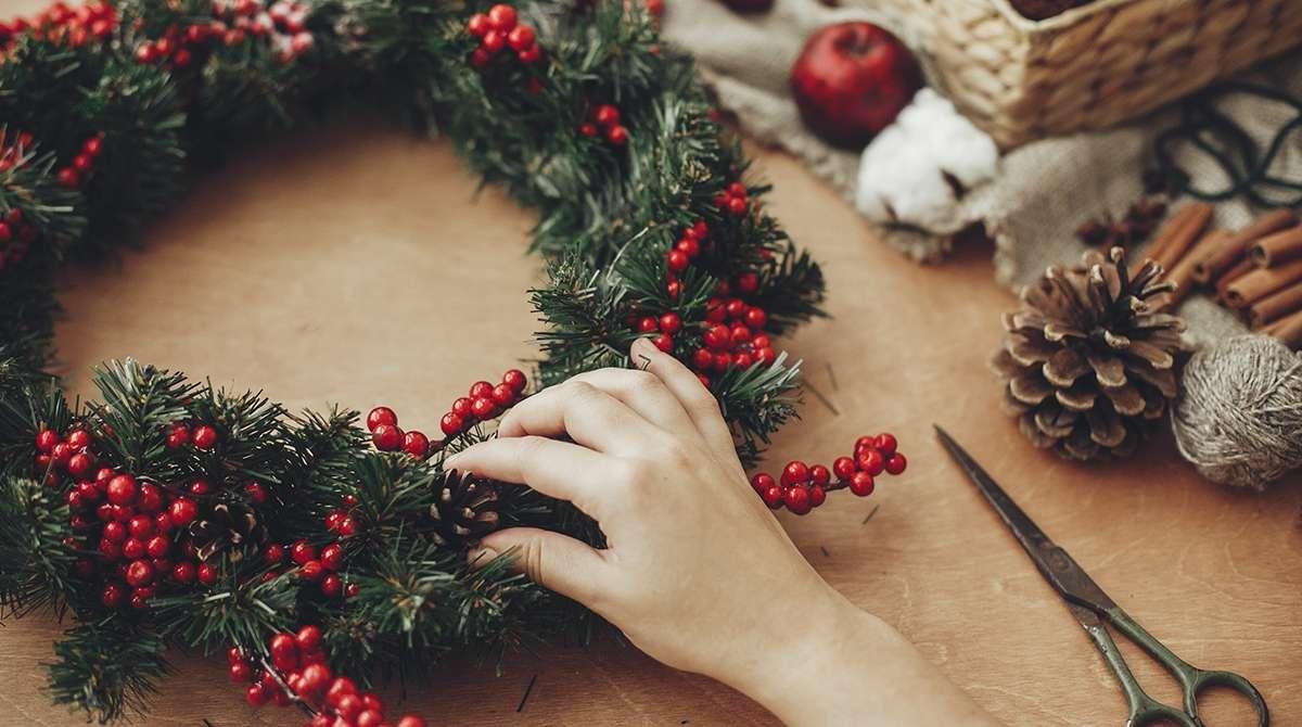 10 DIY de Navidad originales para decorar tu hogar 3