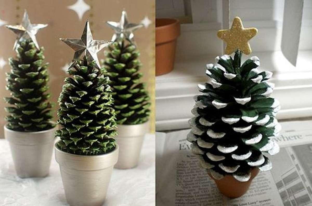 10 DIY de Navidad originales para decorar tu hogar 7