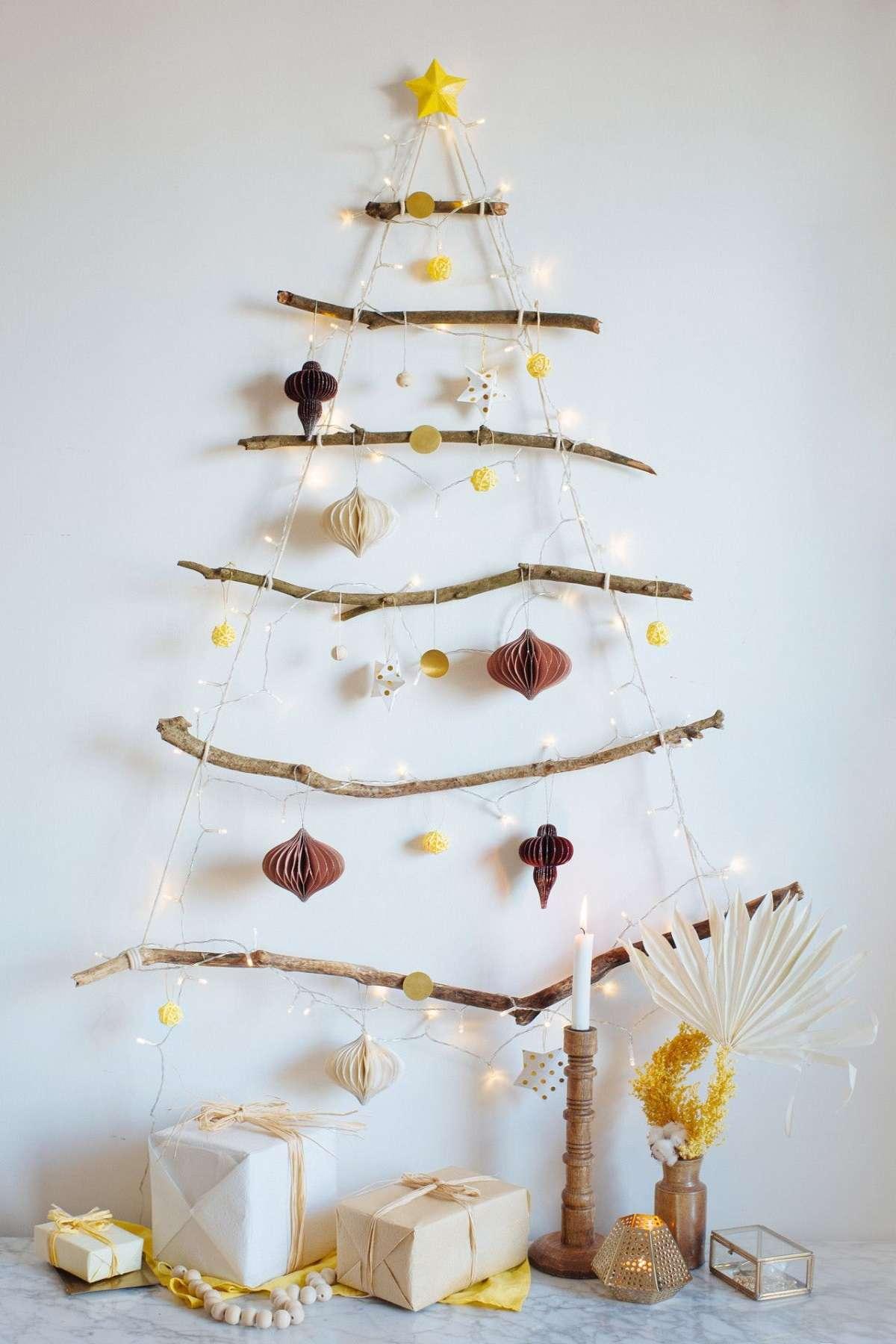 10 DIY de Navidad originales para decorar tu hogar 2