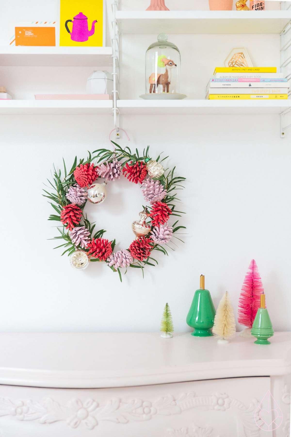 10 DIY de Navidad originales para decorar tu hogar 10