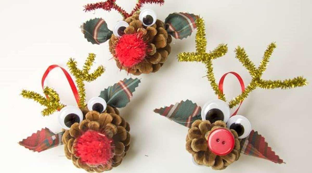 10 DIY de Navidad originales para decorar tu hogar 6
