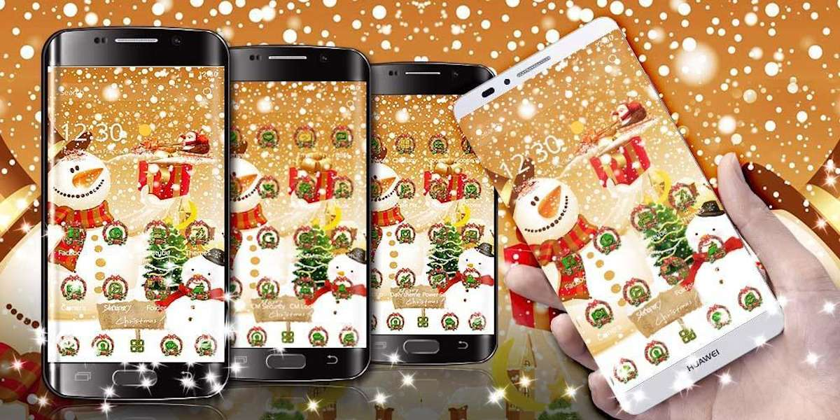 Los mejores temas navideños para tu móvil 2