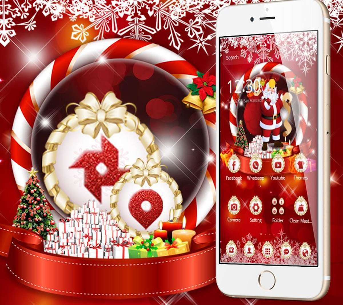 Los mejores temas navideños para tu móvil 5