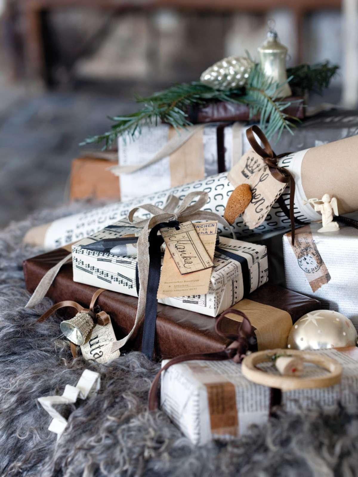 Decoración navideña sostenible 6