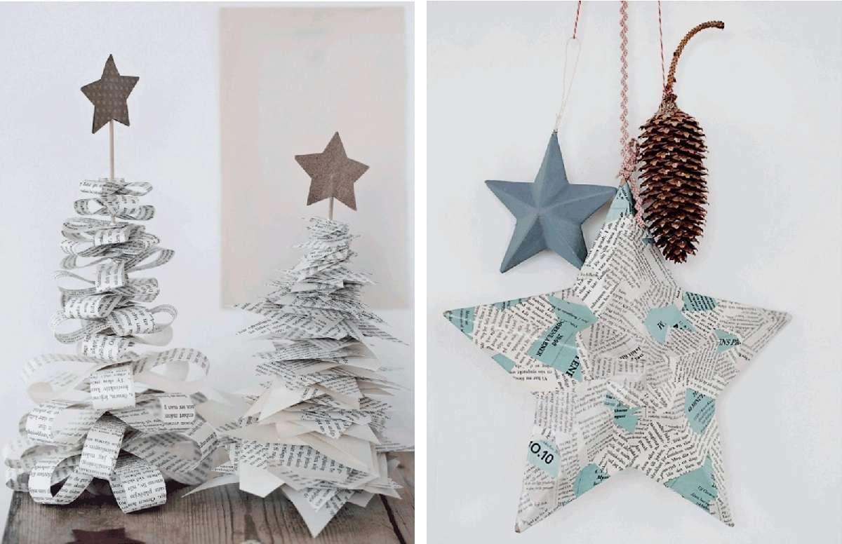 Decoración navideña sostenible 7