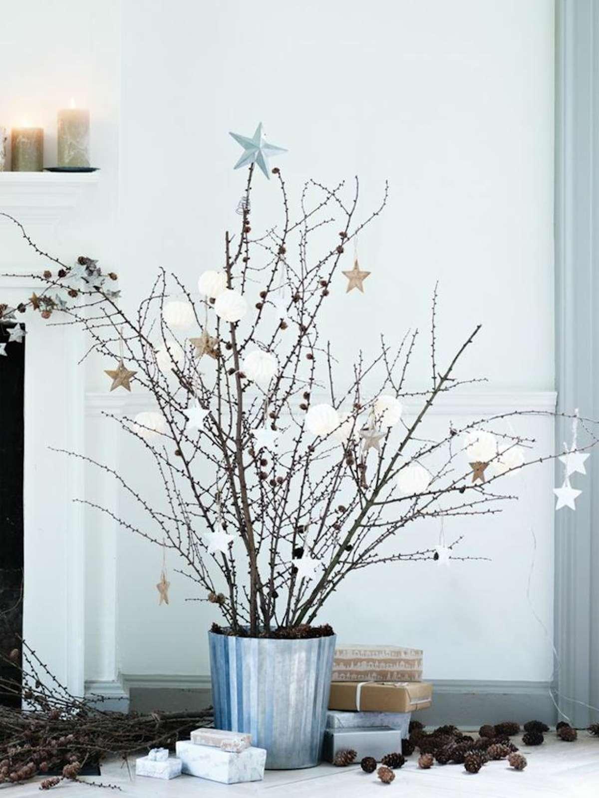 Decoración navideña sostenible 2