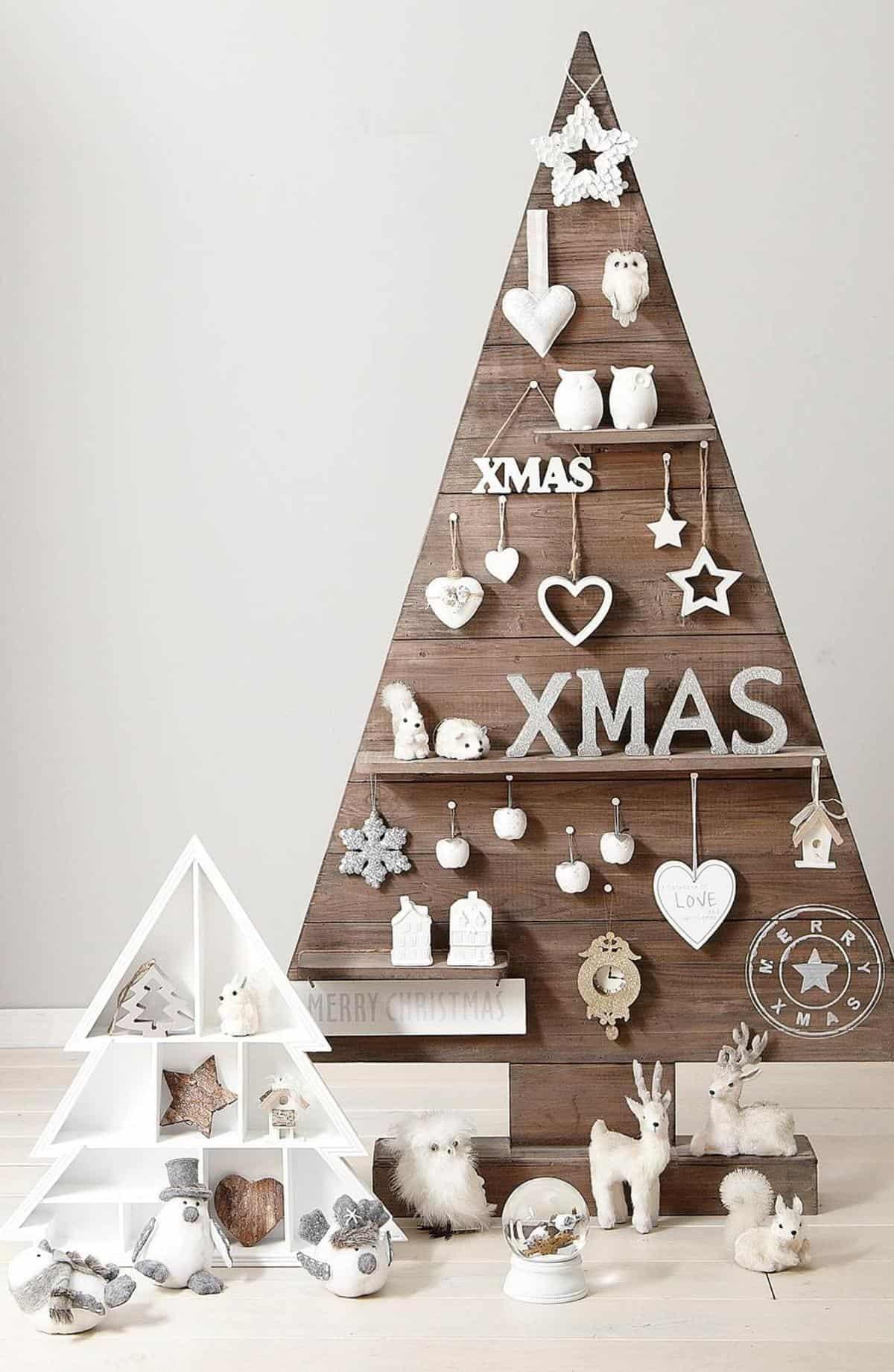 Decoración navideña sostenible 9