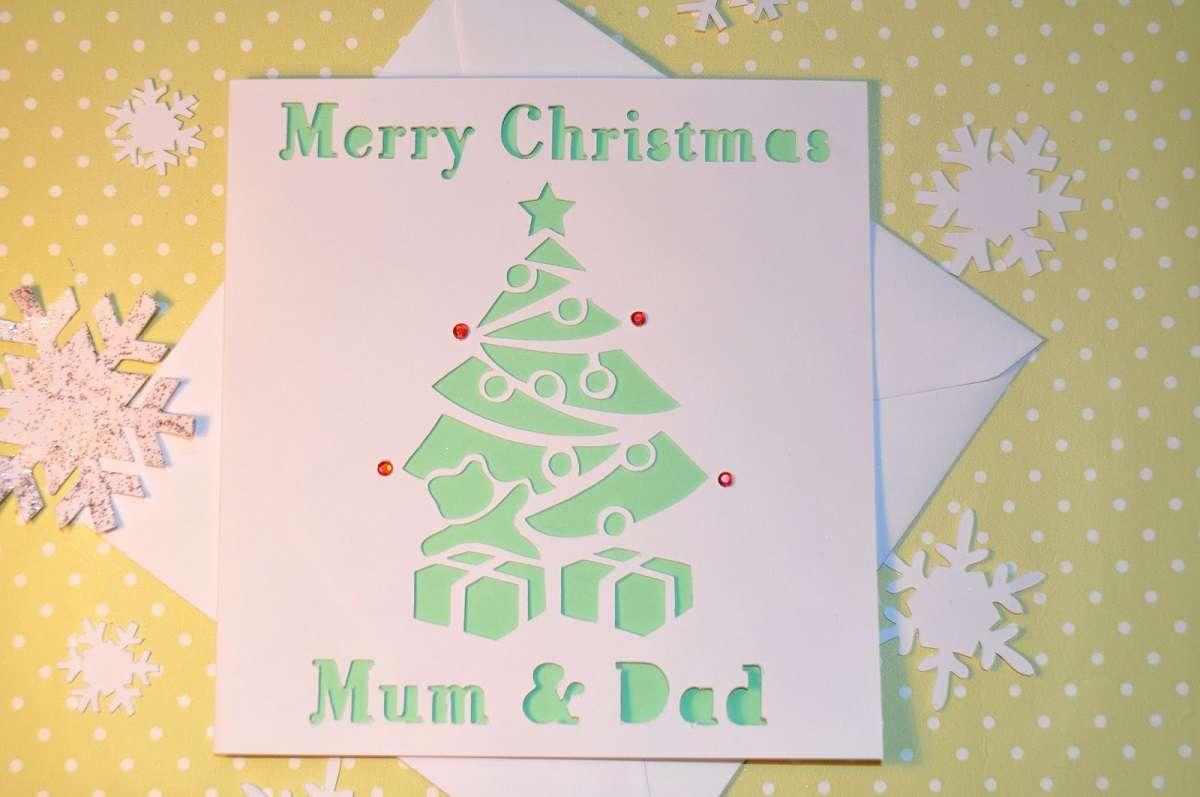 Originales tarjetas navideñas para felicitar las fiestas 9