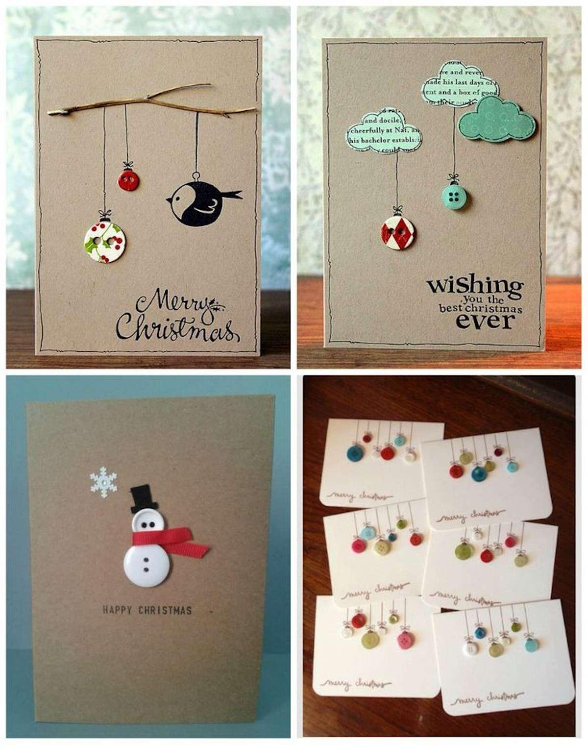Originales tarjetas navideñas para felicitar las fiestas 11