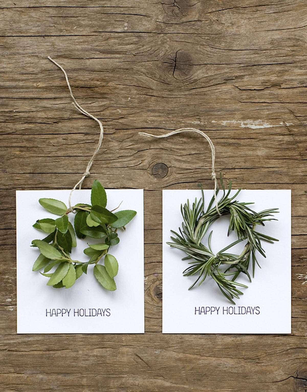 Originales tarjetas navideñas para felicitar las fiestas 4