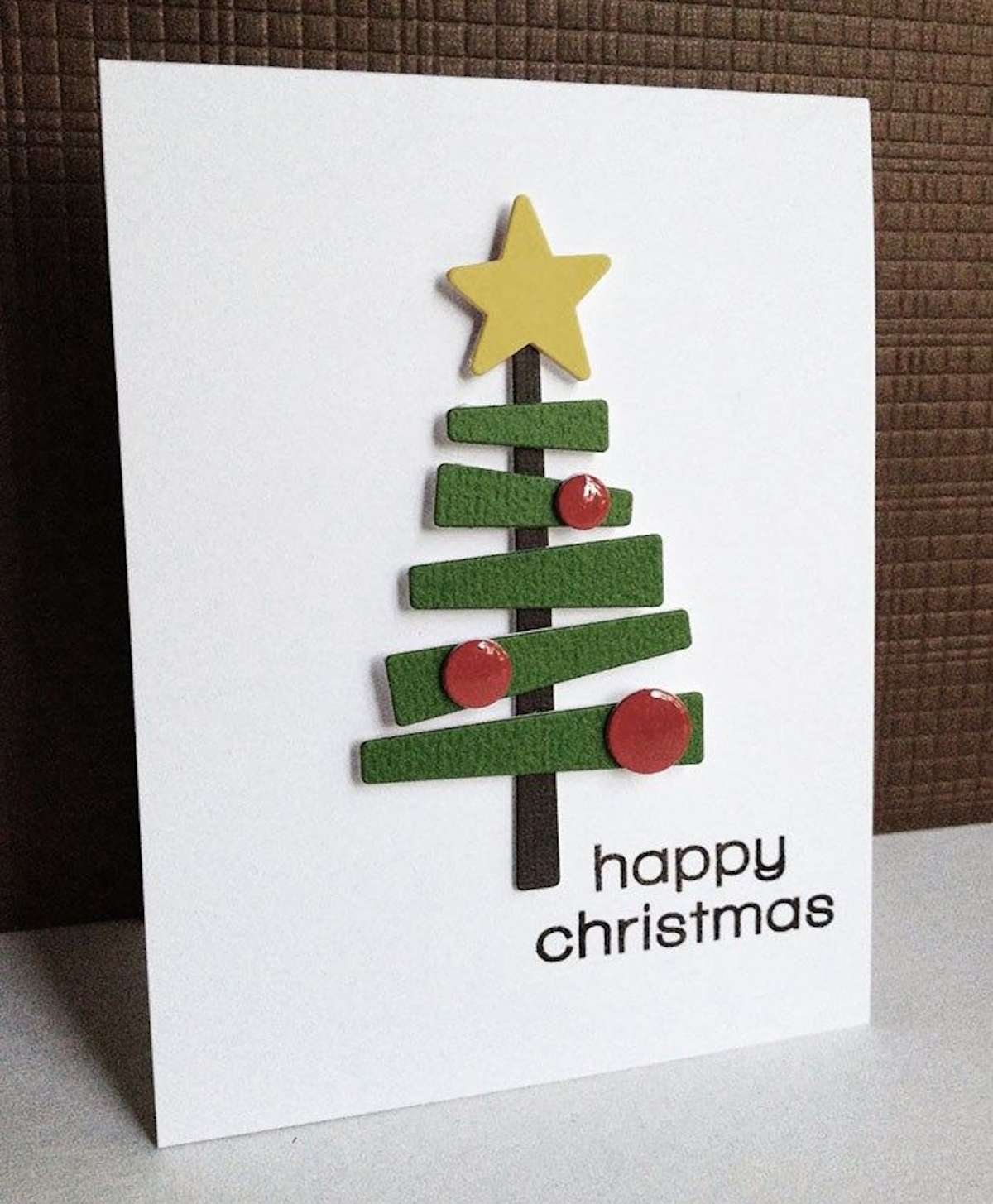 Originales tarjetas navideñas para felicitar las fiestas 2