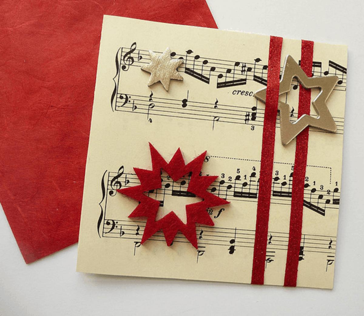 Originales tarjetas navideñas para felicitar las fiestas 6