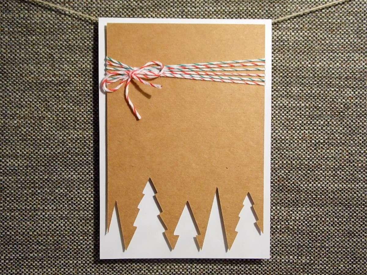 Originales tarjetas navideñas para felicitar las fiestas 5