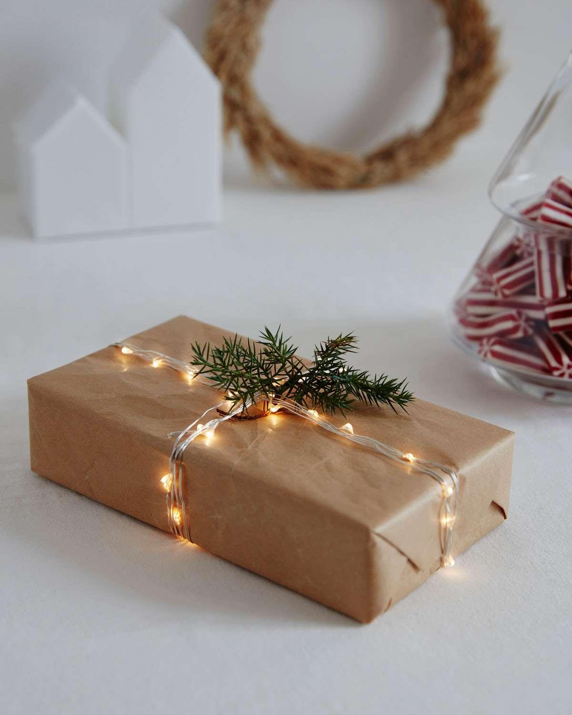 Sorprendentes ideas para envolver los regalos de Navidad 1