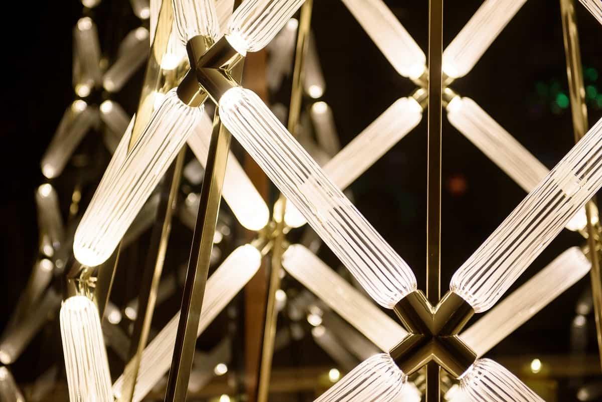 Originales y sorprendentes árboles de diseño para Navidad 5