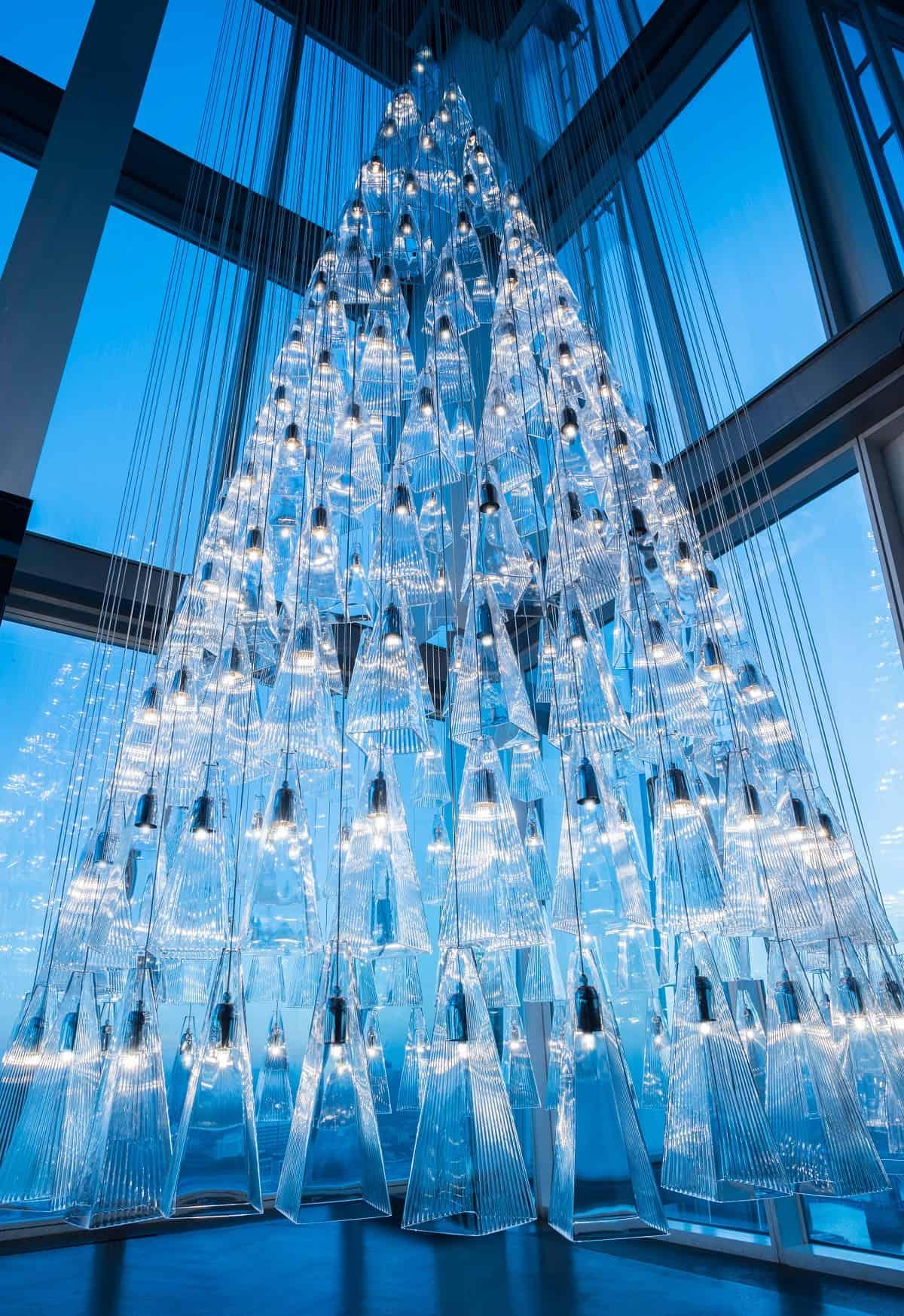 Originales y sorprendentes árboles de diseño para Navidad 3