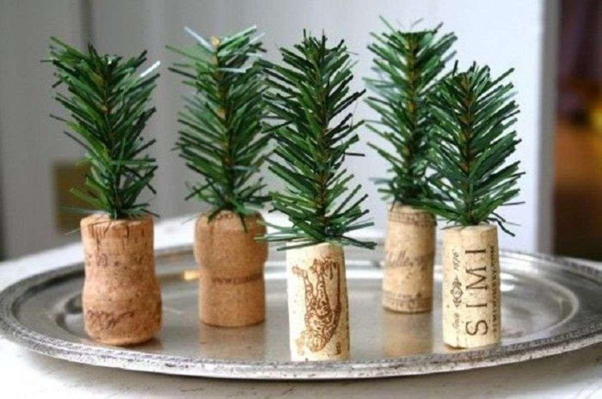 Árboles de Navidad originales y caseros para decorar tu casa 7