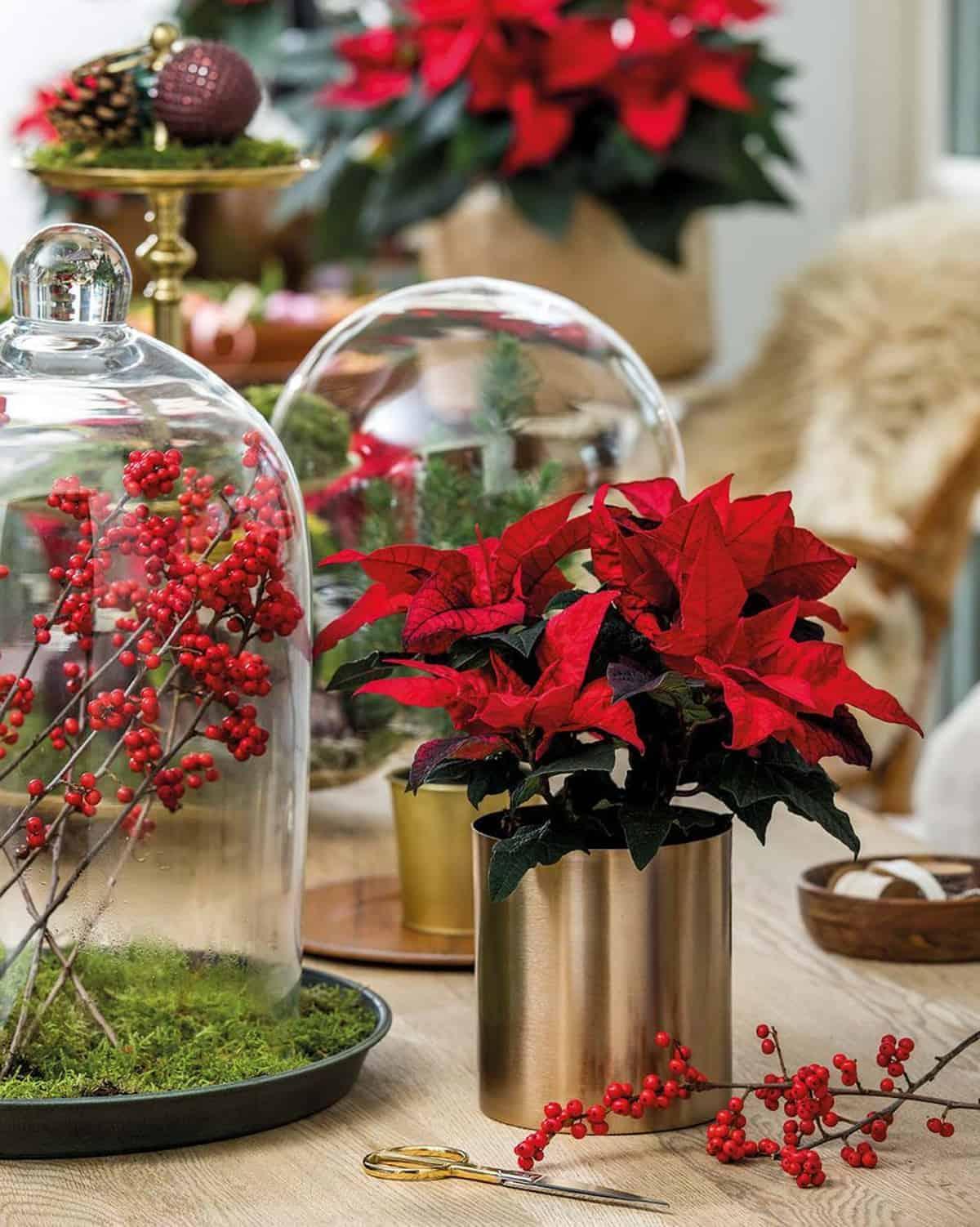 Cómo presentar una mesa de Navidad perfecta 19
