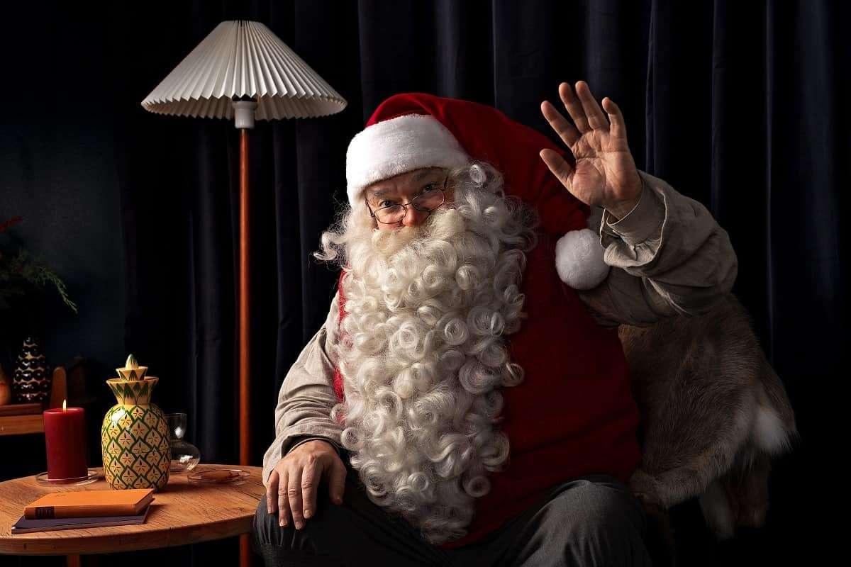 Say it with Santa: escribe un mensaje y Papá Noel lo enviará a tus seres queridos 3