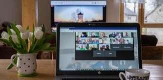 reunion virtual Navidad