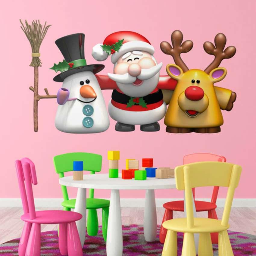 Prepara tu casa para la Navidad con vinilos decorativos 3