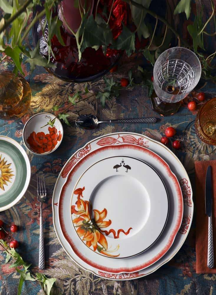 crear una mesa navideña perfecta