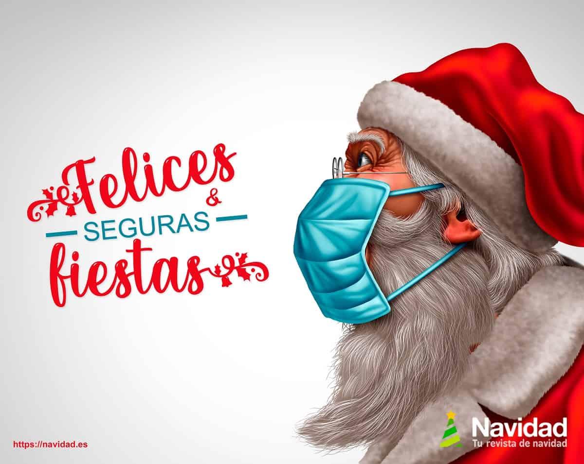 Imágenes para felicitar la navidad en tiempo de pandemia 4