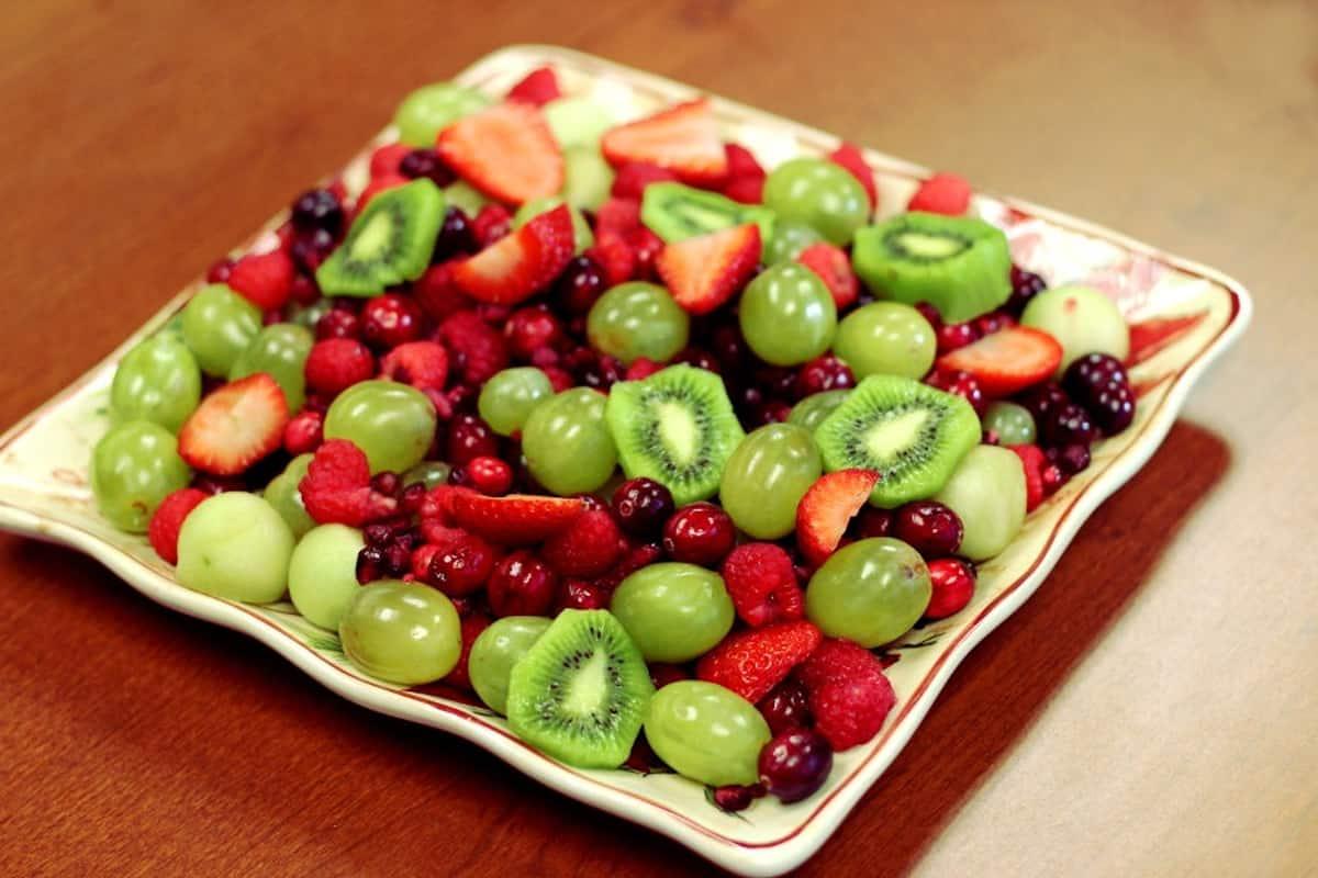 Recetas de ensaladas ligeras y saludables para Navidad 6