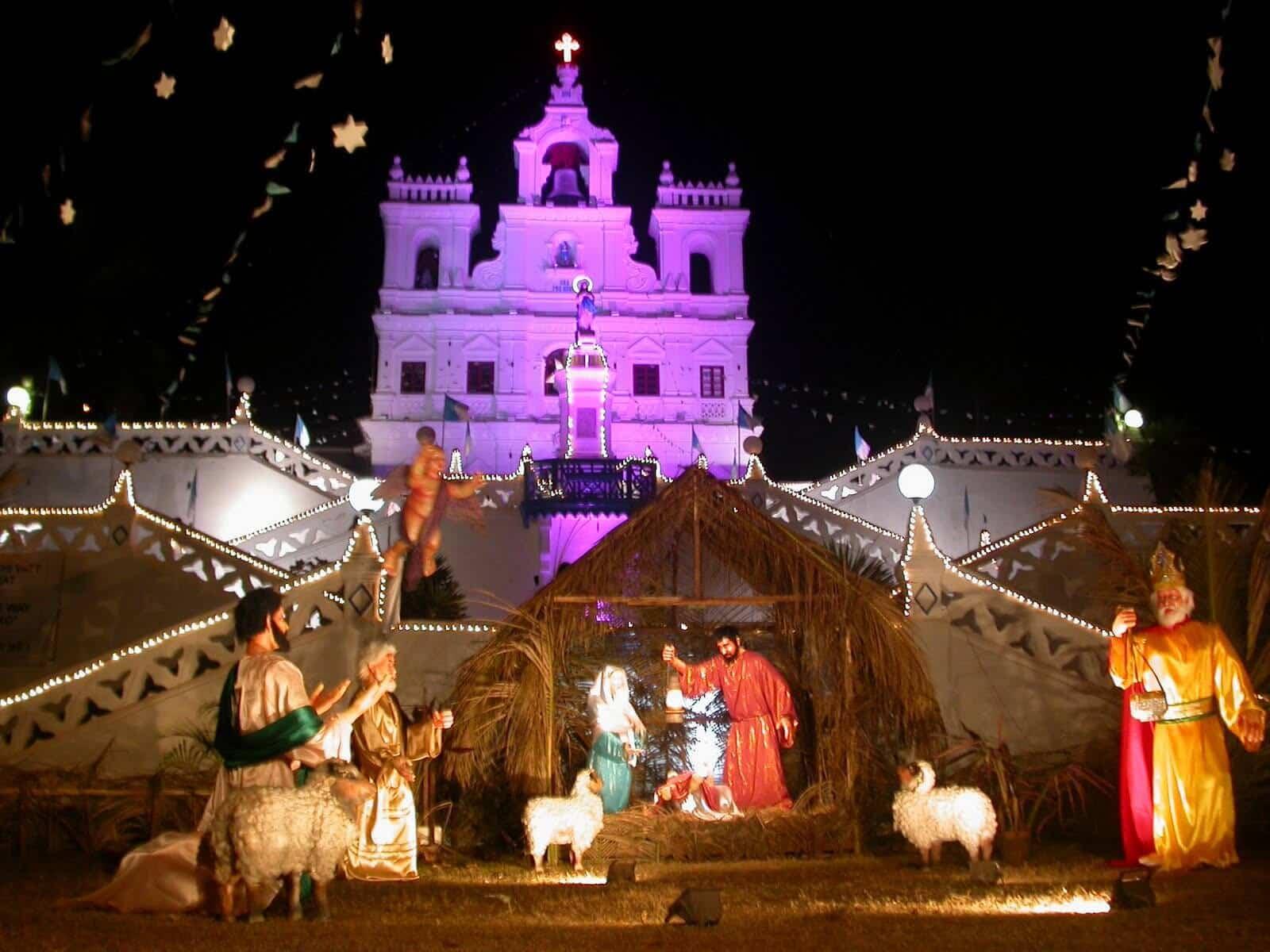 Cómo se celebra la Navidad en la India 9