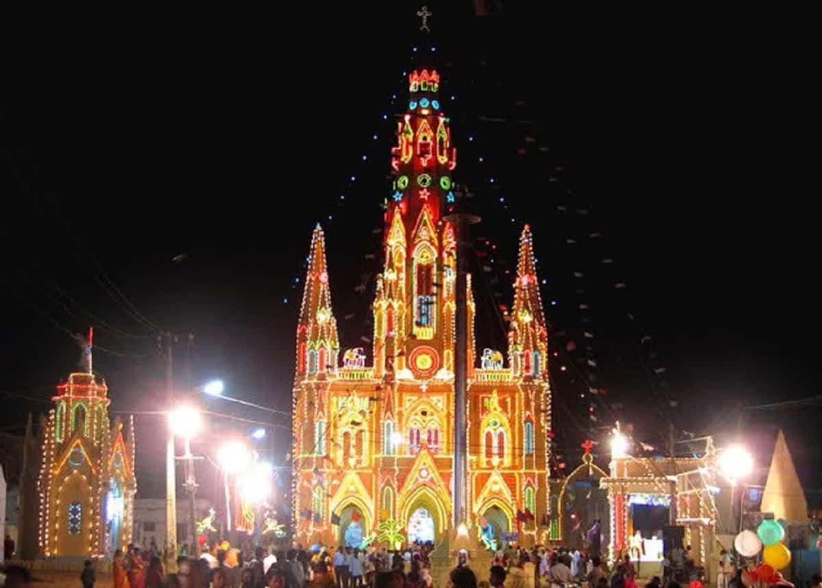 Cómo se celebra la Navidad en la India 1