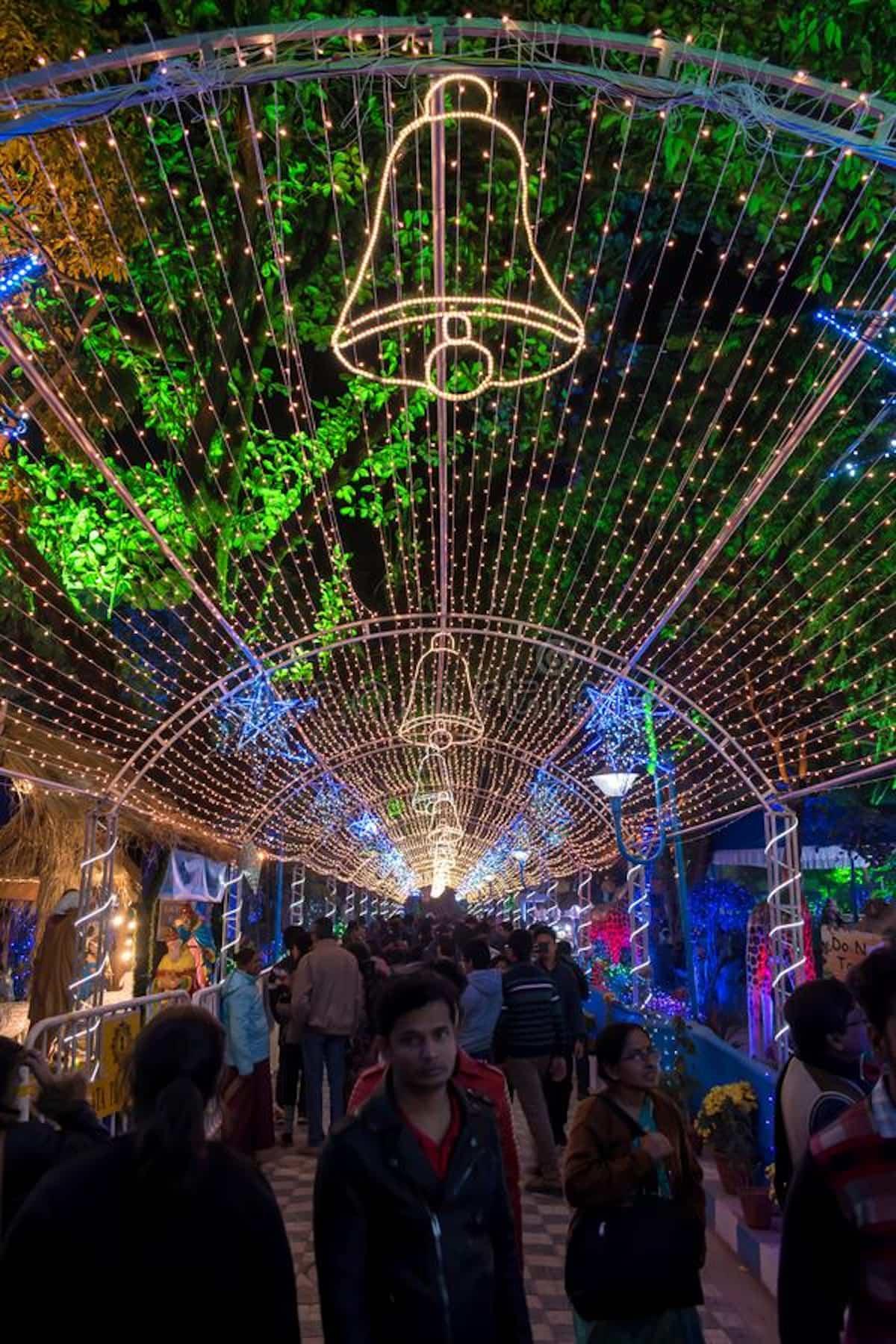 Cómo se celebra la Navidad en la India 7
