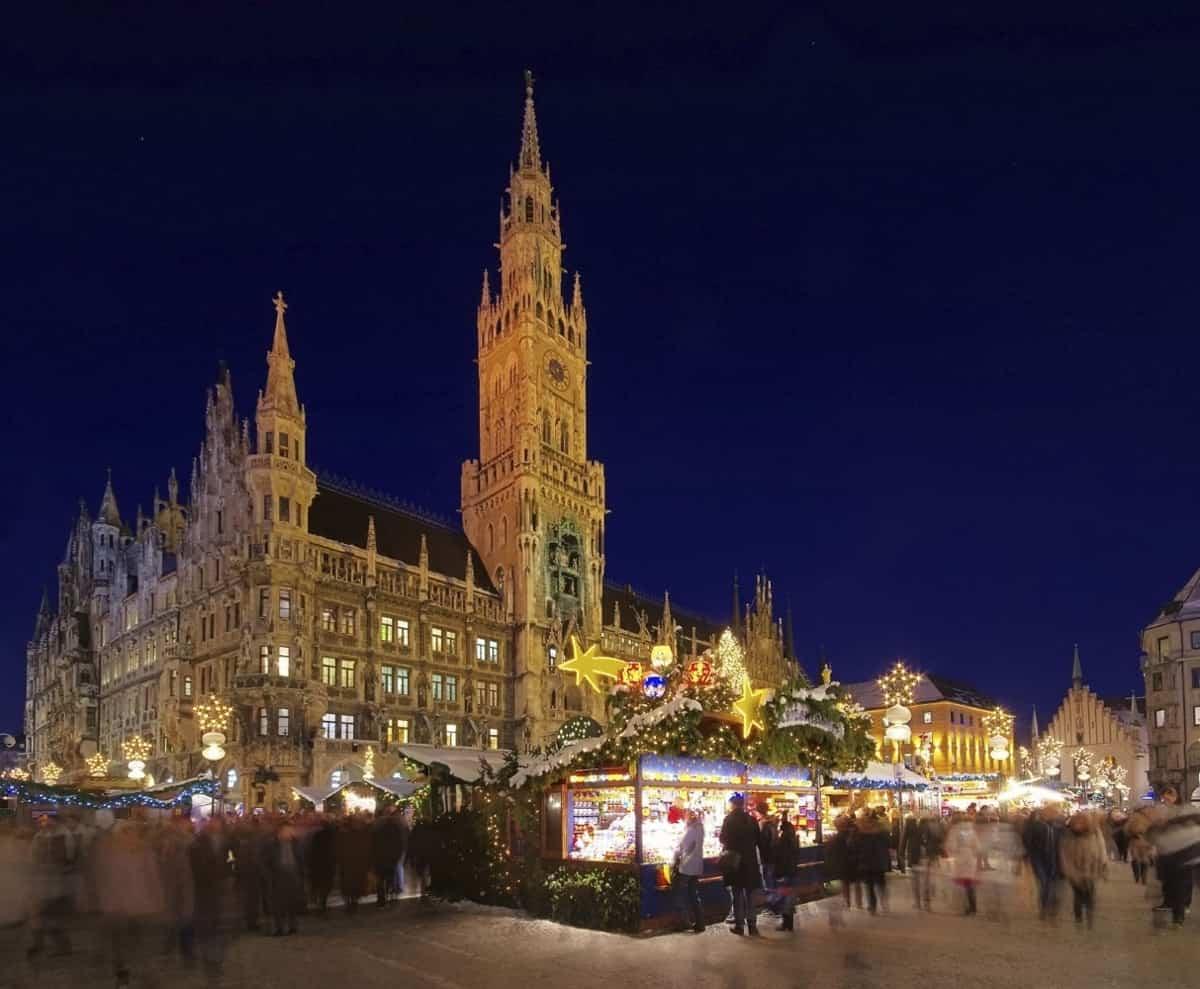 Descubre los mercados navideños de Baviera 1
