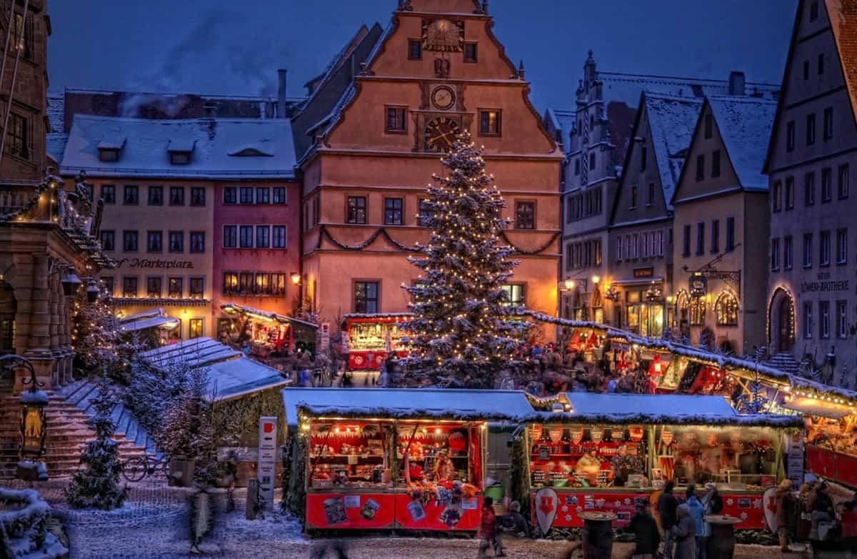 Descubre los mercados navideños de Baviera 7