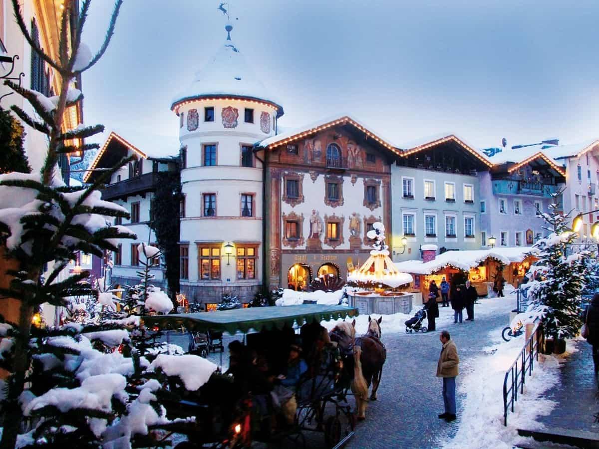 Descubre los mercados navideños de Baviera 6