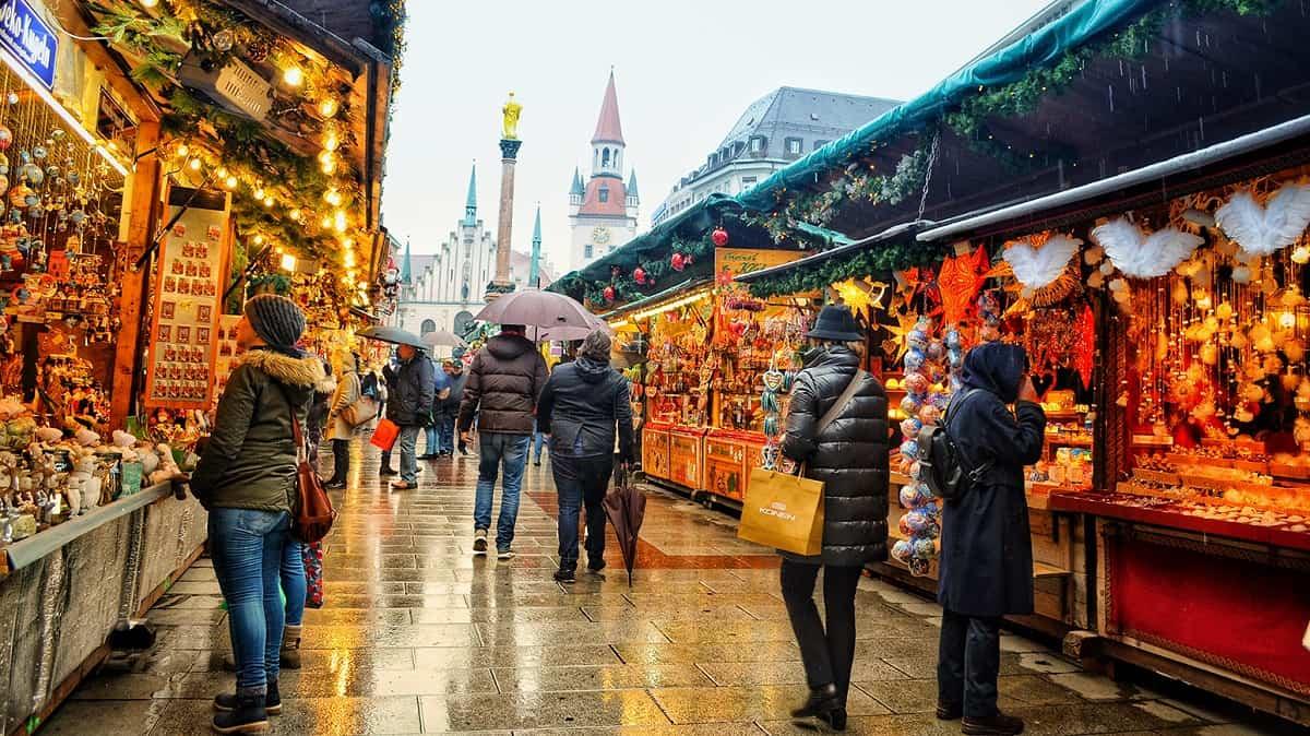 Descubre los mercados navideños de Baviera 5