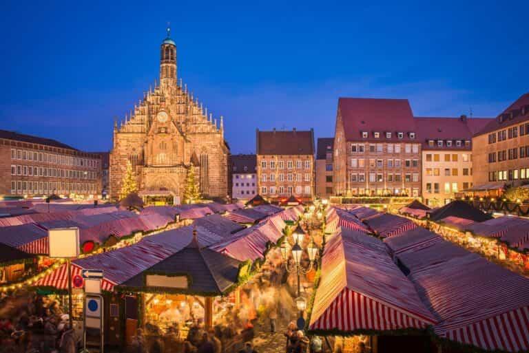 Descubre los mercados navideños de Baviera