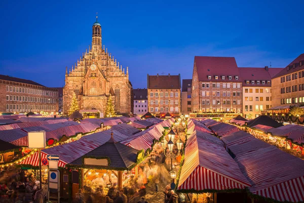 Descubre los mercados navideños de Baviera 2