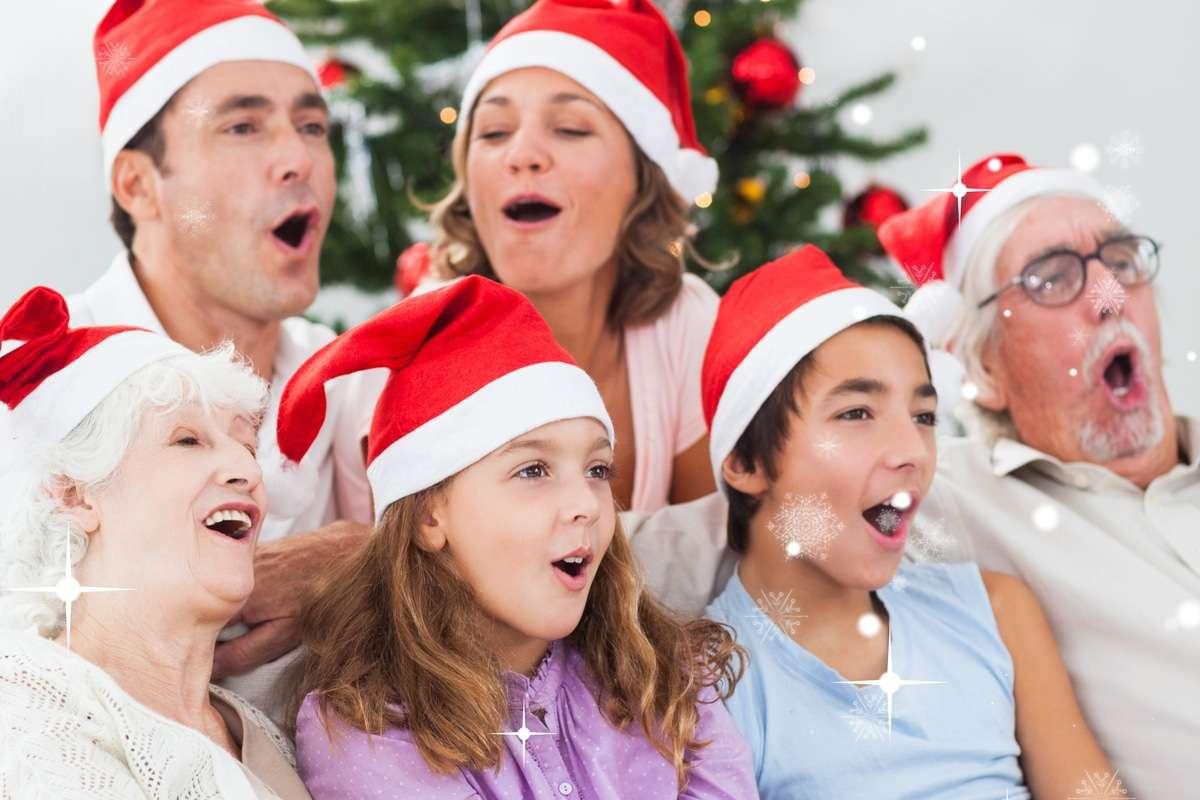 Los villancicos y canciones de Navidad más populares 1